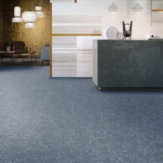 אריחי שטיחים במשרדים