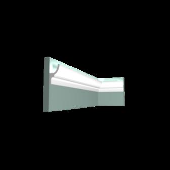 דקור קיר תקרה לתאורה נסתרת 1190