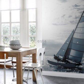 טפט דיגיטלי סירה