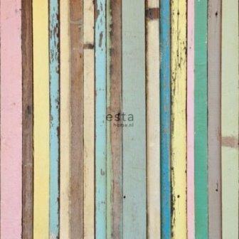 טפט דיגיטלי קורות עץ בצבעים שונים