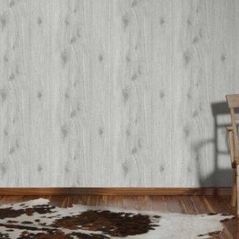 טפט עץ קורות רחבות אפור בהיר