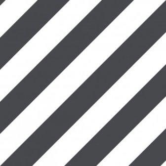 טפט פסים שחור לבן אלכסון