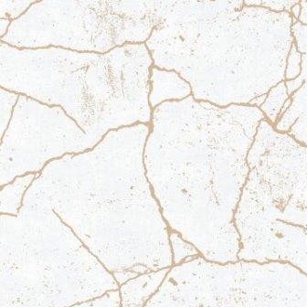 טפט שיש לבן גידים זהובים