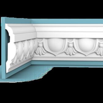 קרניז מדוגם לאמצע קיר 2120