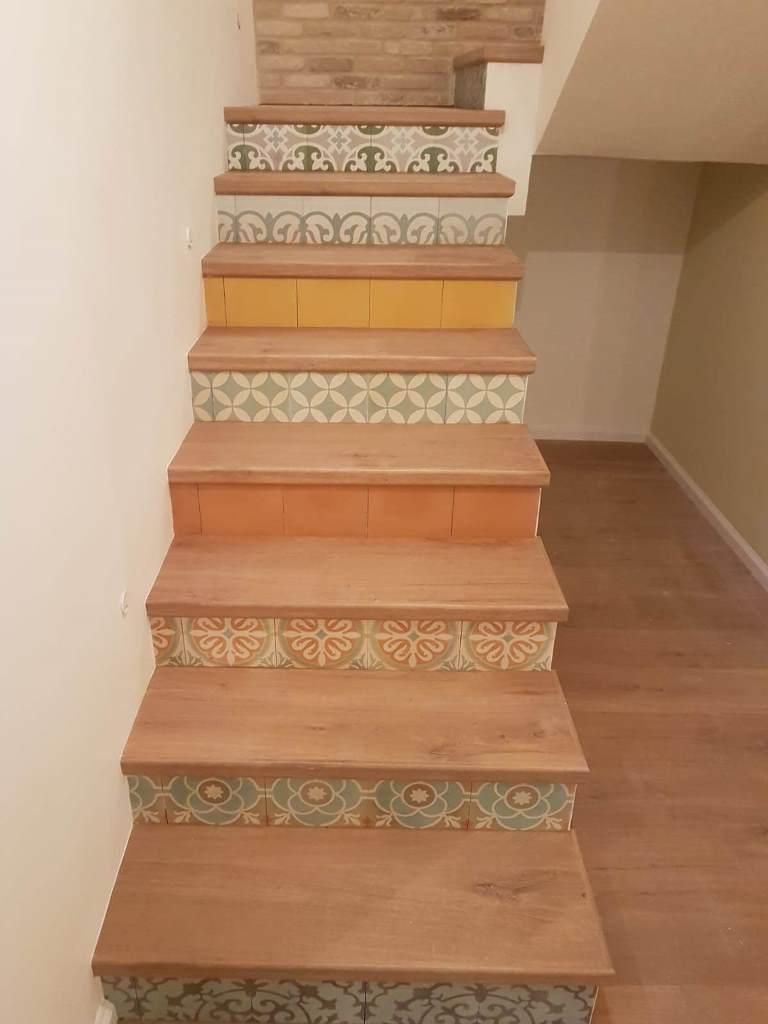 חיפוי מדרגות שלח בלבד