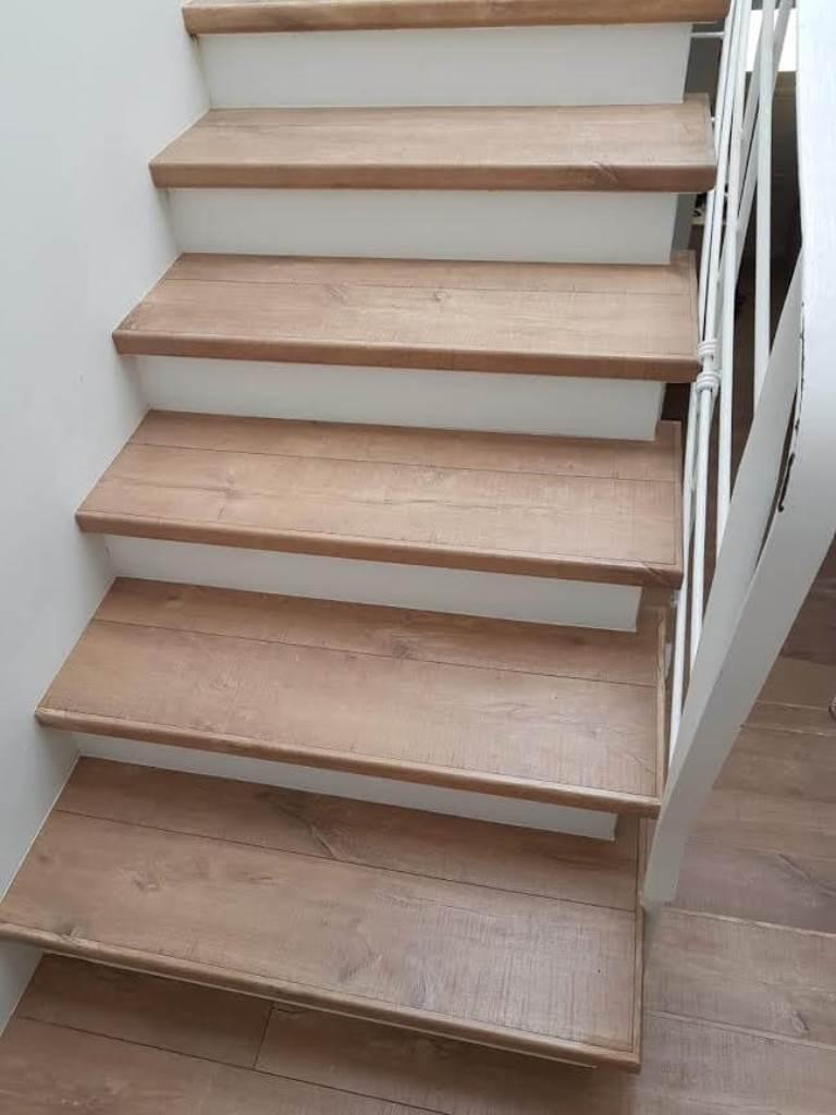 מרך המדרגה מפרקט למינציה
